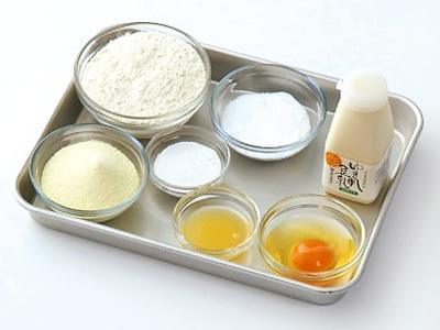 豆乳パンケーキ1