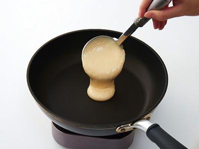 豆乳パンケーキ4